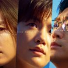 """Han Hyo Joo, Park Hyung Sik, And Jo Woo Jin Show Determination In Face Of Adversity In """"Happiness"""" Posters"""