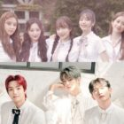 """JTBC Drama """"IDOL: The Coup"""" Unveils Comeback Schedules For Fictional Idol Groups Cotton Candy And Mars"""