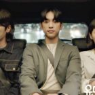 """GOT7's Jinyoung And Ahn Bo Hyun Meet For 1st Time At Party With Kim Go Eun And SHINee's Minho On """"Yumi's Cells"""""""