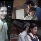 """Watch: Kim Yoo Jung Puts On A Brave Smile After Filming Emotional Scene With Ahn Hyo Seop And On-Screen Father For """"Lovers Of The Red Sky"""""""