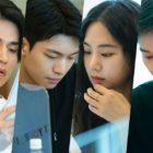 Lee Dong Wook, Wi Ha Joon, Han Ji Eun, And Cha Hak Yeon Show Remarkable Synergy At New Drama Script Reading