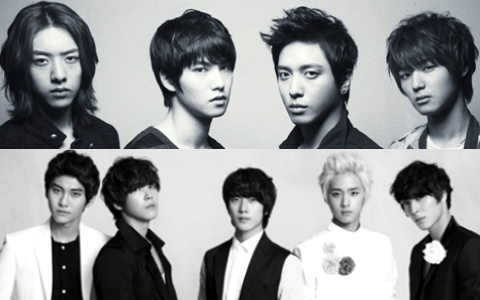 CN Blue and FT Island to Miss Year-End Festivals and Awards Shows