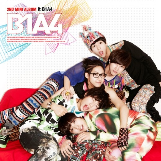 B1A4's Comeback Album Promises to Be a Hit