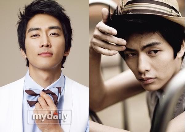 Song Seung-heon And Lee Min-ki's Noir Remake