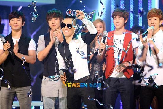 Mnet M! Countdown 07.15.10 Performances