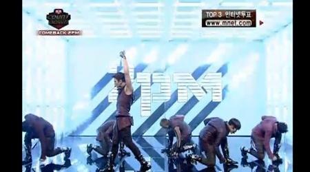 Mnet M! Countdown 10.14.10