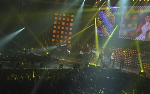 "Infinite Releases Live Performance MV for ""Cover Girl"""