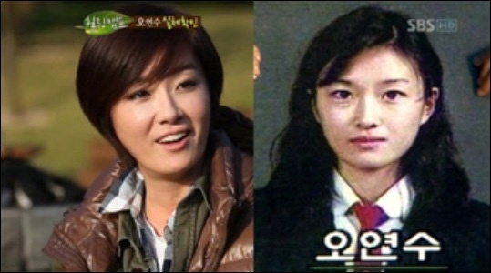 Graduation Photos of Female Stars a Hot Topic Once Again