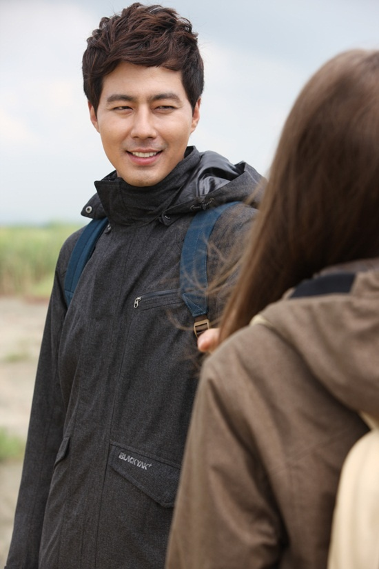 Jo In Sung Models Winter Gear in High Heat