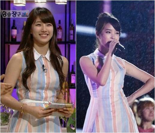 Who Wore it Better? Suzy vs IU