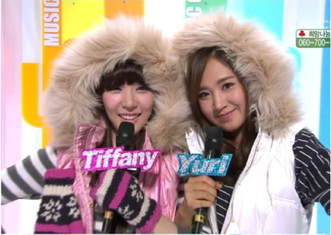 Winter Padded Vests Can Be Flattering… Well, They Are on SNSD