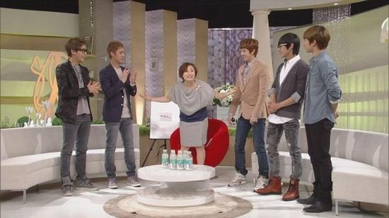 """MBLAQ: """"We Practiced for 15 Hours, and Rain Wouldn't Give Us Water."""""""