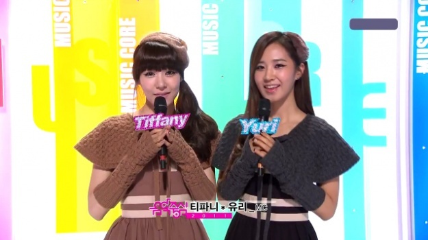 MBC Music Core 12.10.11