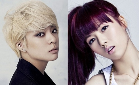 Amber and Hyun Ah Show Off Their Intimate Friendship