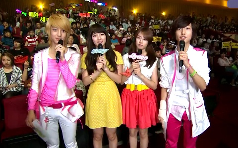 MBC Music Core 06.25.11