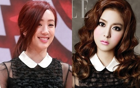 Who Wore It Better: Jung Ryeo Won or Uee?
