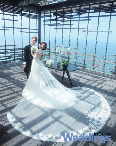 Jokwon And Gain Reveal More Wedding Pictures