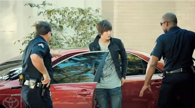 Lee Min Ho's Toyota Camry Web Series Comes to Dramatic End