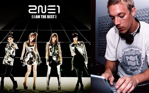 Diplo Discusses 2NE1 and Other MTV Iggy Finalists