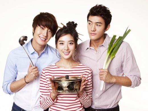 "Drama ""Flower Boy Ramyun Shop"" Exports to Japan at a Record Price"