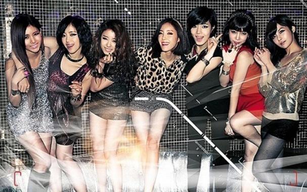 T-ara #1 for Three Consecutive Weeks on Billboard's K-Pop Hot 100