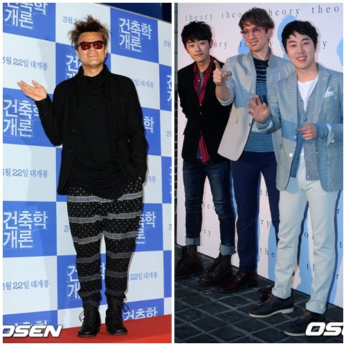 JYP Highly Praises Busker Busker's New Album