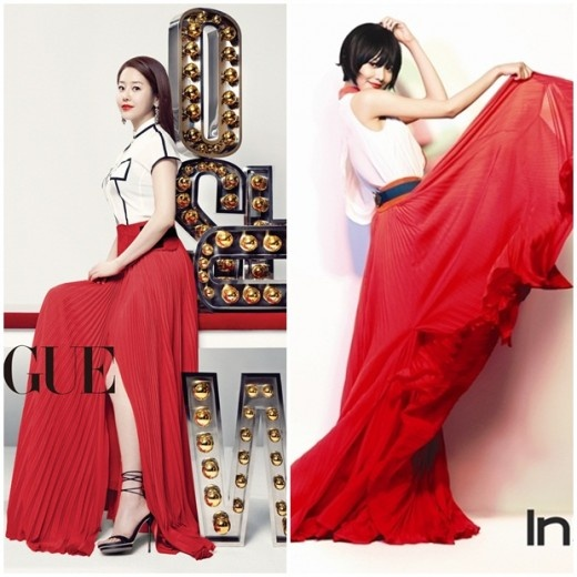 Who Wore It Better: Girls' Generation's Sooyoung vs. Go Hyun Jung