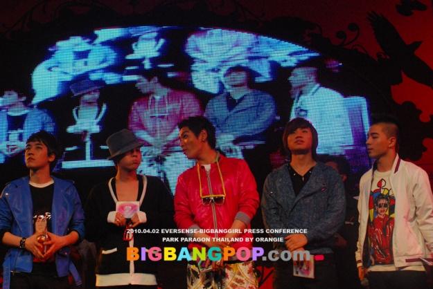 Eversense Event in Thailand 04.02.10 (Big Bang)