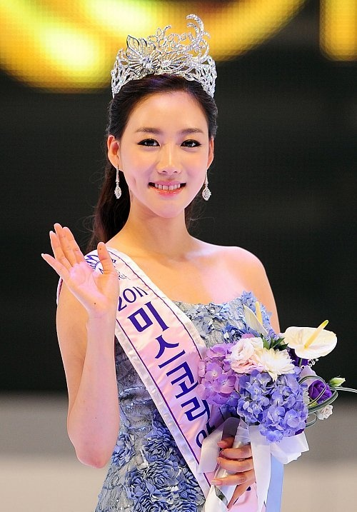 2011 Miss Korea Pageant Winner Lee Sung Hae Becomes Hot Topic on the Web