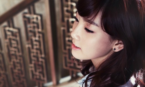 """SNSD Taeyeon Reveals Teaser Image for """"The Boys"""""""