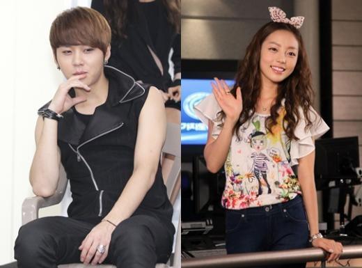 [UPDATE] BEAST's Yong Junhyung and KARA's Hara Announce Their Break Up
