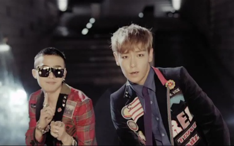 "GD&TOP Release Japanese Short Ver MV for ""Oh Yeah"""