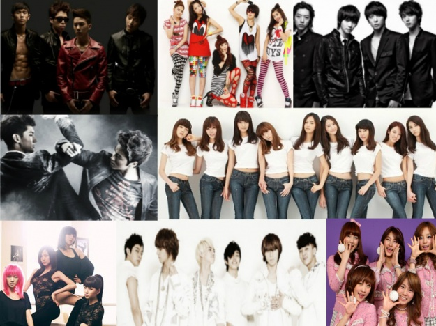 All-Star K-Pop Line Up to Visit Australia