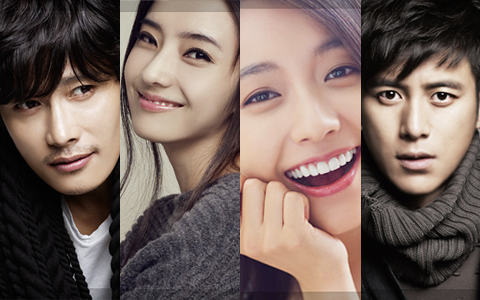 "Lee Byung Heon, Han Chae Young, Han Hyo Joo, Go Soo, and Others for ""In Style"""