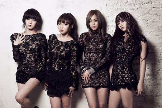 Weekly K-Pop Music Chart 2012 – March Week 2