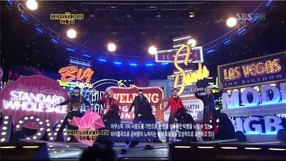 """SBS and YG Entertainment Release """"THE BIGBANG SHOW"""""""