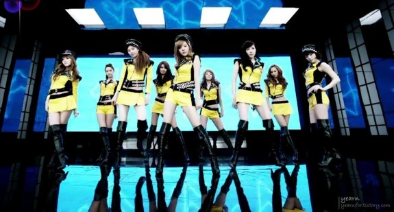 Preview of SNSD on Hey! Hey! Hey!