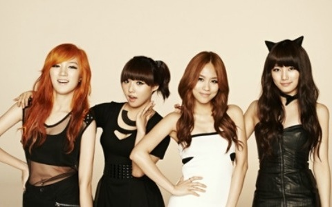 miss A to Target the Chinese Market in November