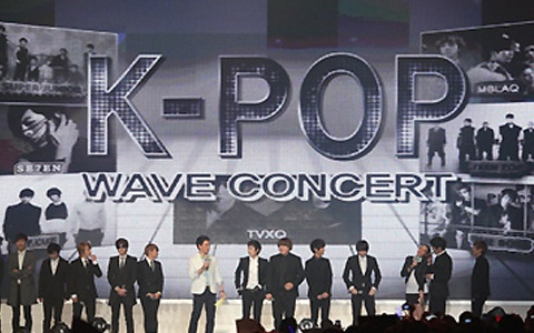 Enjoy Performances From the K-Pop Wave Concert in Thailand Courtesy of Arirang TV