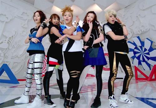 Mnet M! Countdown! 05.05.2011