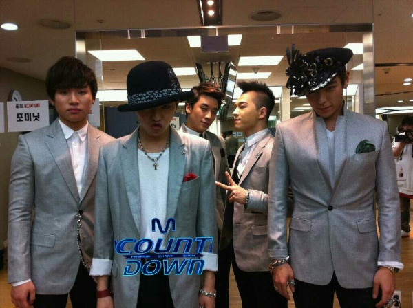 Mnet M! Countdown! 04.28.2011