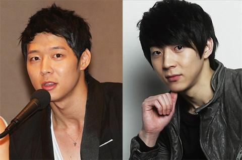 Park Yoo Chun and Park Yoo Hwan Exchange Tweets
