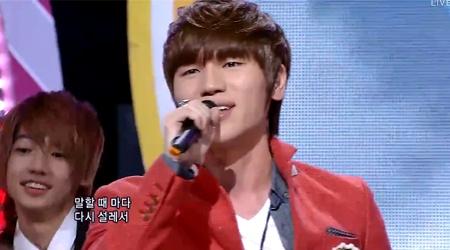 SBS Inkigayo 04.03.11
