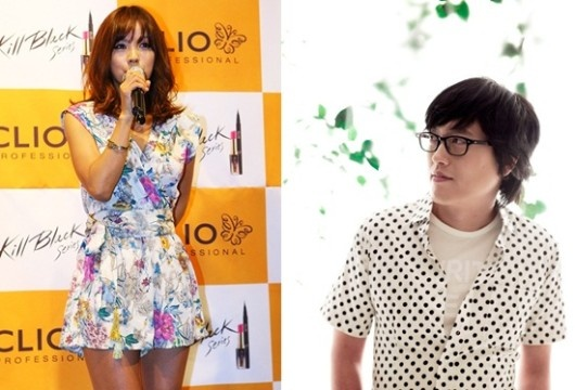 Hyori and Kim Dong Ryul Deny Marriage Rumors