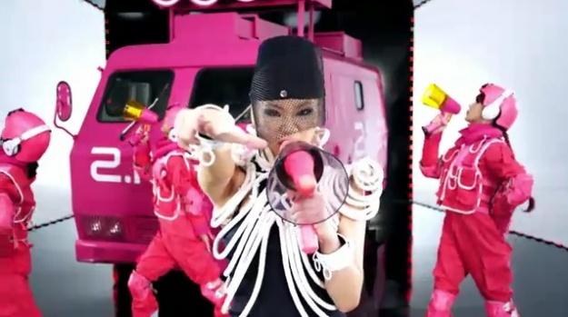 "2NE1 Release English MV of ""Can't Nobody"""