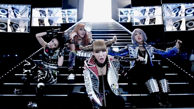 "2NE1's ""I Am the Best"" Featured on ""So You Think You Can Dance"" Belgium"