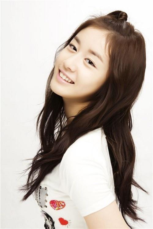 Jiyeon's New Androgynous Look
