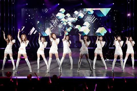 Each Member of Girls' Generation Only Sings for 15 Seconds?!