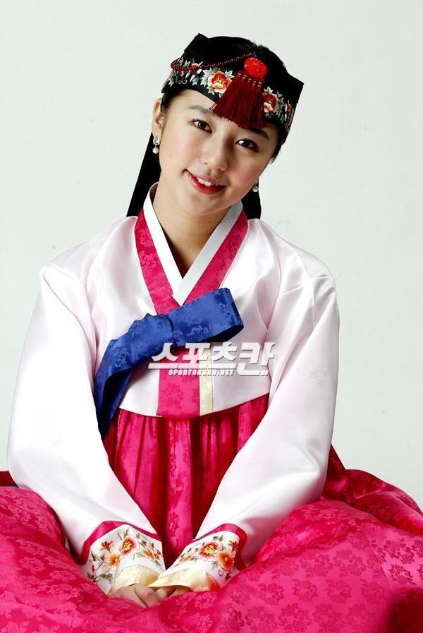 Hanbok Photos (Yoon Eun Hye)
