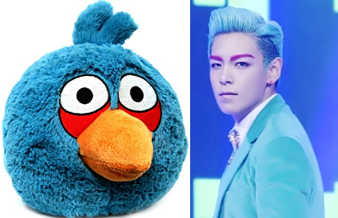 Random Musings: April Fools Days, SNSD Vs Kara and T.O.P is An Angry Bird